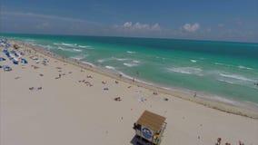 Powietrzny Miami zbiory wideo