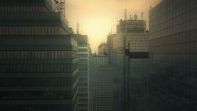 Powietrzny miasto