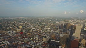 Powietrzny Mississippi Nowy Orlean zbiory