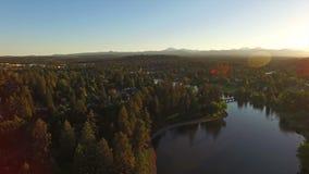 Powietrzny Oregon chył zbiory wideo