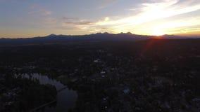 Powietrzny Oregon chył zbiory
