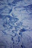 powietrzny Siberia Obraz Stock