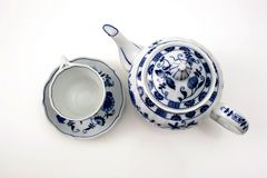 Powietrzny Teapot Obrazy Royalty Free