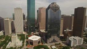Powietrzny Teksas Houston zbiory wideo
