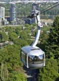 Powietrzny tramwaj, Portland LUB. Obraz Royalty Free