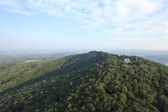 powietrzny wzgórze Fotografia Royalty Free