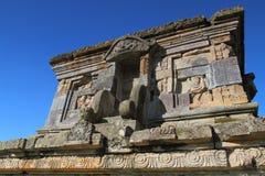 powikłana dieng plateau świątynia Obrazy Stock