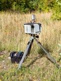 Powikłana mobilna prędkości kamera Obrazy Stock