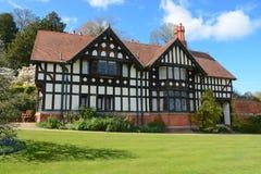 Powis castle house Stock Images