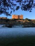 Powis-Schloss, Großbritannien Stockbilder