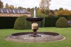 Powis-Schlossgarten in England Lizenzfreie Stockbilder