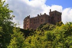 Powis slott Royaltyfri Fotografi