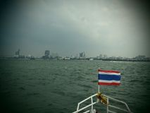 powitać thailand Fotografia Royalty Free