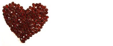 powitania karciany valentine Zdjęcie Royalty Free