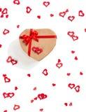 powitania karciany valentine s Obrazy Stock