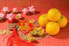 powitanie chiński nowy rok Zdjęcie Royalty Free