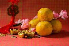 powitanie chiński nowy rok Zdjęcia Royalty Free