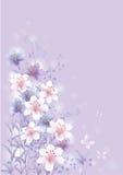 powitanie karciana wiosna Obrazy Royalty Free