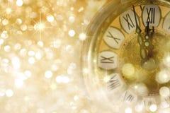 powitanie karciany nowy rok Obrazy Royalty Free