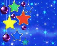 Powitanie kartka bożonarodzeniowa. 2014. royalty ilustracja