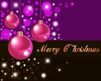 Powitanie kartka bożonarodzeniowa. 2014. ilustracja wektor