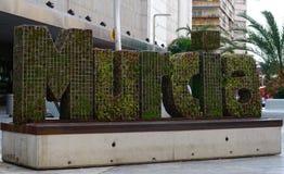 Powitanie Murcia obraz royalty free