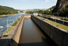 powodzi brama Zdjęcie Royalty Free