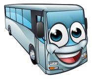 Powozowa Autobusowa postać z kreskówki maskotka royalty ilustracja