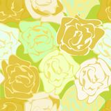 powtórek róże Fotografia Stock