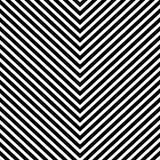 Powtarzalny geometryczny wzór z nachylaniem, pochylone linie Obraz Stock