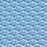 Powtarzalny wzór z kryształem jak struktura Mozaika stadniny, ilustracja wektor