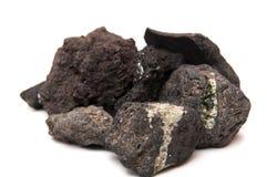 Powulkaniczne skały Fotografia Stock