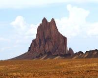 powulkaniczny dajka shiprock Zdjęcie Royalty Free