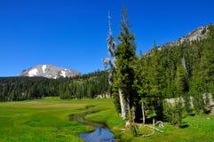 Powulkaniczny Lassen Park Narodowy Fotografia Stock
