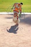 Powwow коренного американца стоковая фотография rf