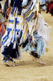 Powwow, 10. Native american dancers at the annual O'Odham Tash Powwow in Casa Grande Royalty Free Stock Image