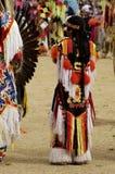 Powwow 4. Native american dancers at a Powwow in Arizona Royalty Free Stock Image