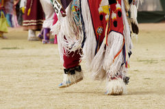 Powwow, 9. Native american dancers at the annual O'Odham Tash Powwow in Casa Grande Royalty Free Stock Photography