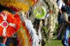 Powwow oriental de Shoshone grand Photo libre de droits