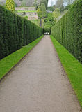 Powys Castle Royalty Free Stock Photos