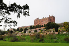 Powys Castle Stock Photo