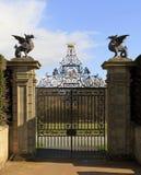Powyskasteel Royalty-vrije Stock Afbeeldingen