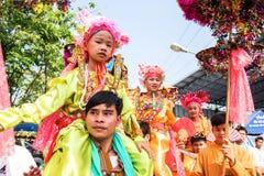 Poy Sang Long. Stock Image