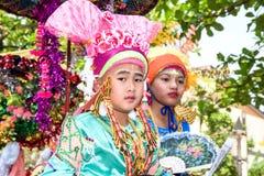 Poy Sang Long. Royalty Free Stock Image