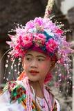 Poy Sang Long festival. Arkivfoto
