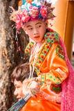 Poy Sang Long festival Royalty Free Stock Image