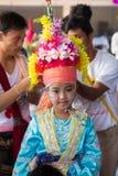 Poy Sang Long festival. Stock Photography