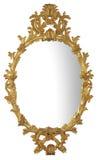 Pozłacany lustro Zdjęcie Royalty Free