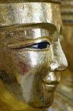 Pozłocisty maskowy Koh Samui, Tajlandia, figurki w prezenta sklepie Obrazy Royalty Free