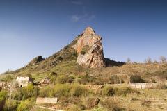 Poza de la Sal, Las Merindades al norte de Burgos, Castilla y León Imagenes de archivo